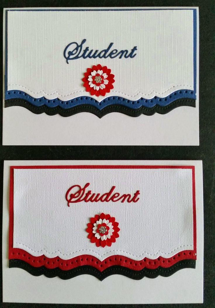 kortblogger: studenter kort .