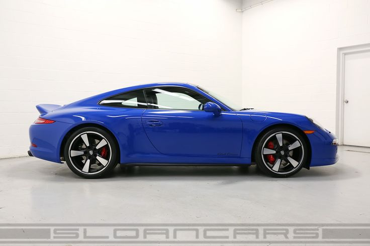 2016 Porsche 991 GTS Club Coupe PCA 60th Anniversary | Sloan Cars