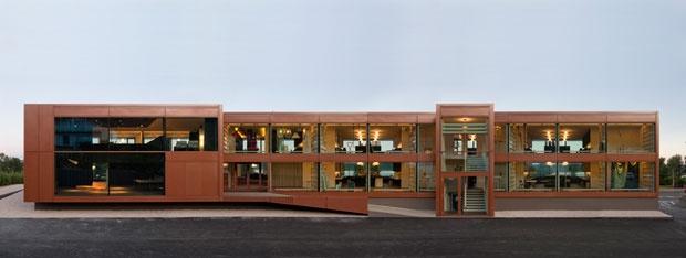 Moïtel, studio of Atelier Oï, La Neuveville (CH)