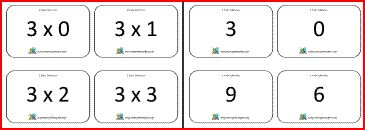 Best 25+ Multiplication flash cards ideas on Pinterest