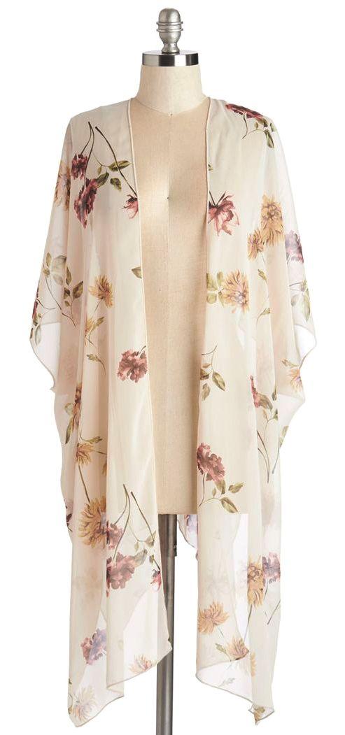 #Floral #kimono