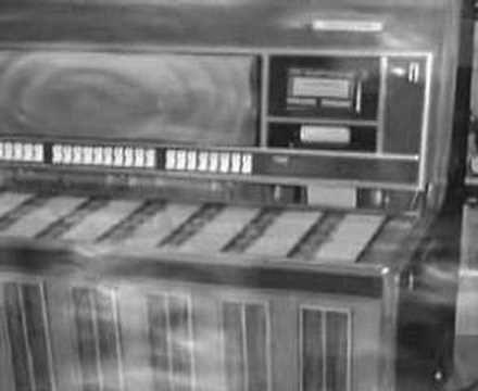 Jukebox degli anni 60