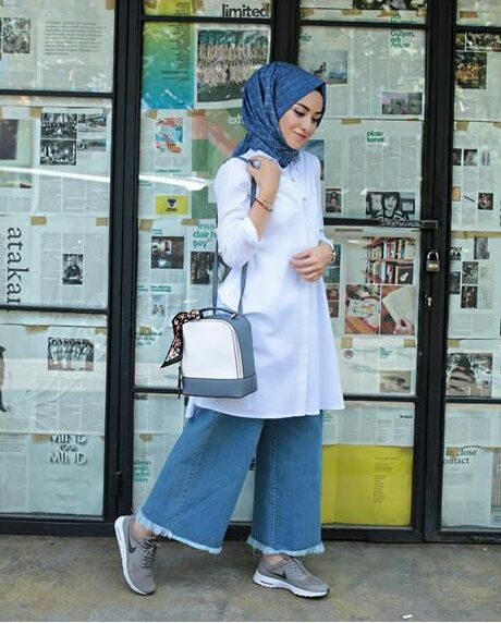 รูปภาพ hijab fashion and stylé