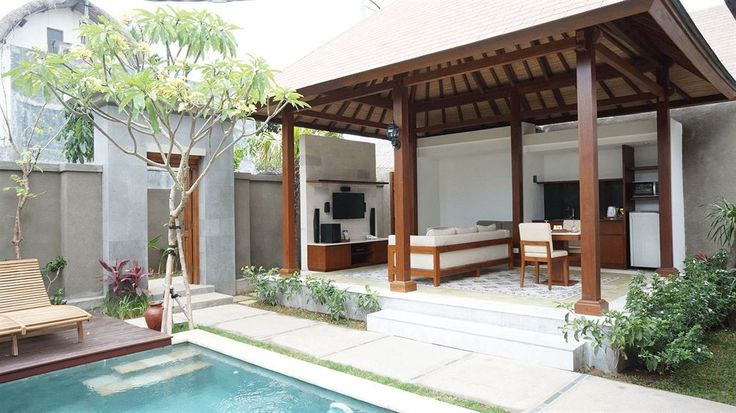 The Astari Villa and Residence. Located near the airport, in Jimbaran, this aparthotel is close to Jenggala factory, honorary consulate of Italy, and Garuda Wisnu Kencana cultural park and local attractions also include New Kuta Green Park and Benoa Square. Villa and Residence features a poolside bar, room facilities LCD televisions with cable channels, guestrooms include kitchenettes. Bathrooms come with bathtubs or showers and bidets. http://www.zocko.com/z/JG6sI