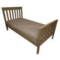 Bed Slatted