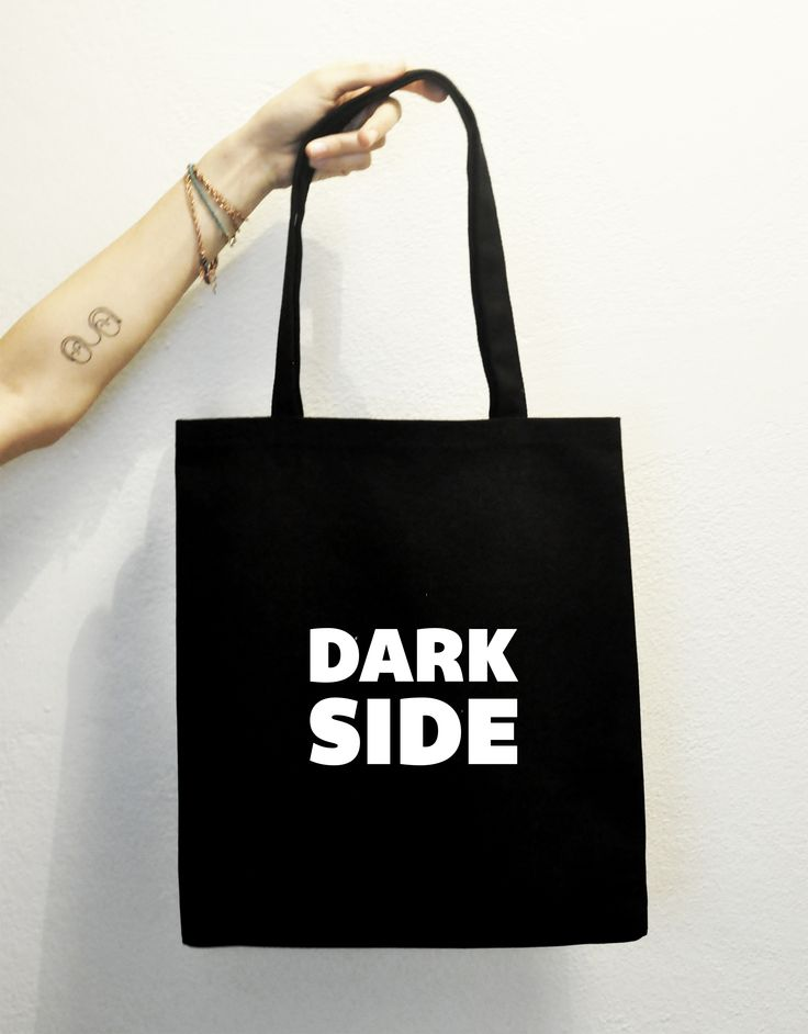 Dark Side totebag