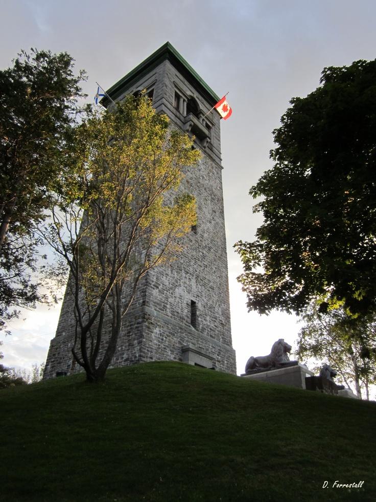 Dingle Tower~Halifax, Nova Scotia