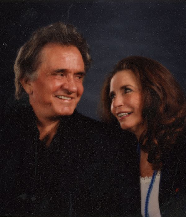 The Look of Love and Marital contentment  http://www.countryoutfitter.com/style/johnny-cash-june-carter-cash-home-exclusive-interview-john-carter-cash-part-1/