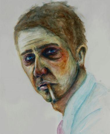 Insomnio - Pintura de Maximina