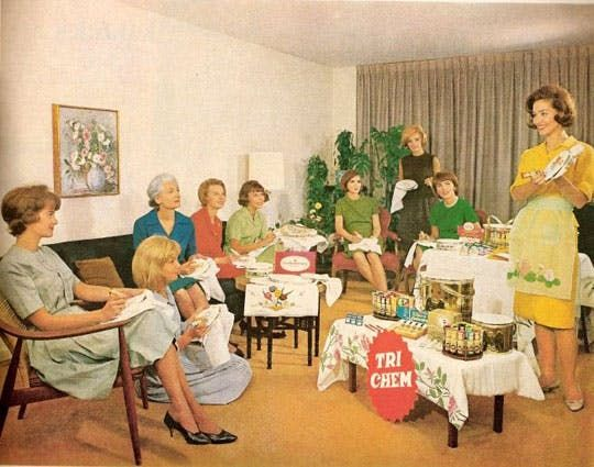 Good Question: June Cleaver Party Foods From the 1950s?