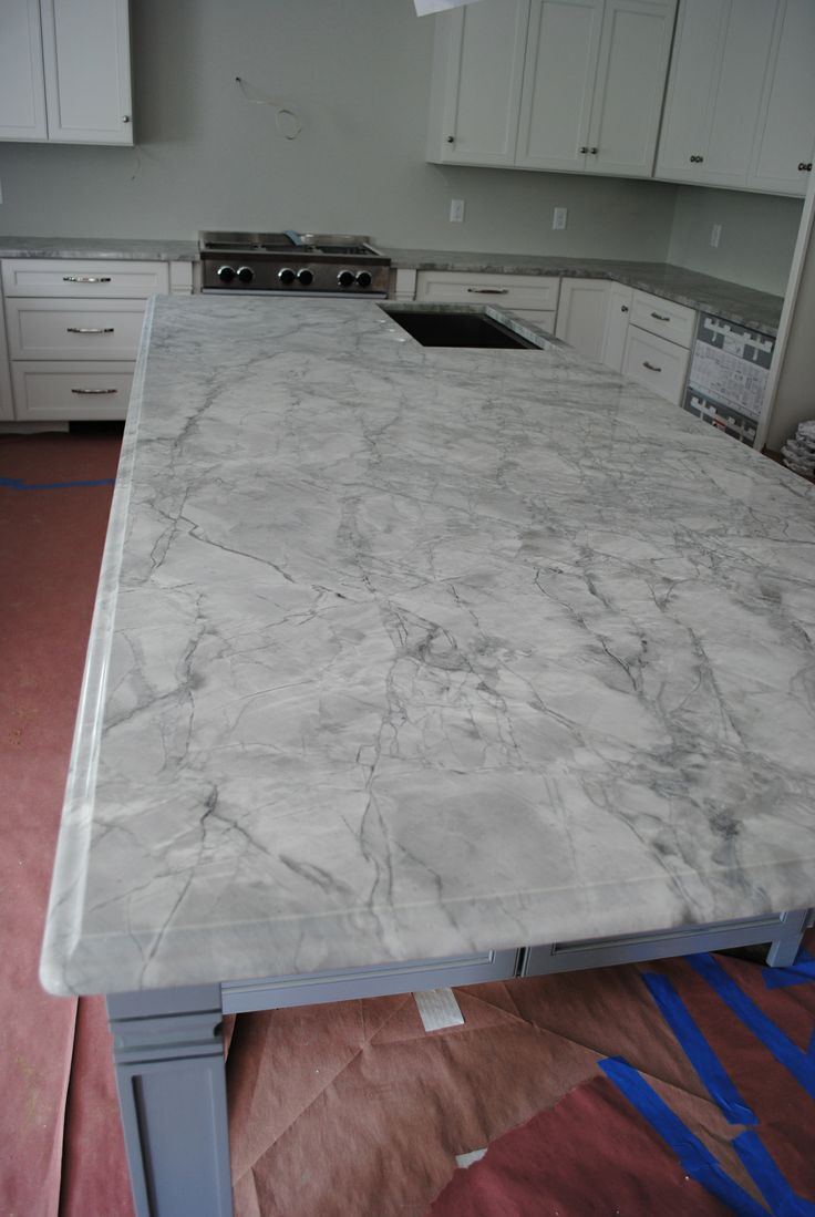 The granite gurus whiteout wednesday 5 white kitchens with super - Super White Is Right