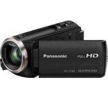 Panasonic HC-V180EP-K, černá