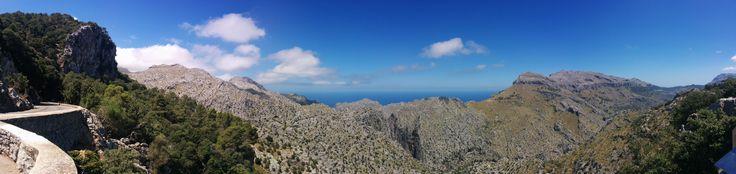 Montañas rocosas, #Sierra de Tramuntana, #Mallorca
