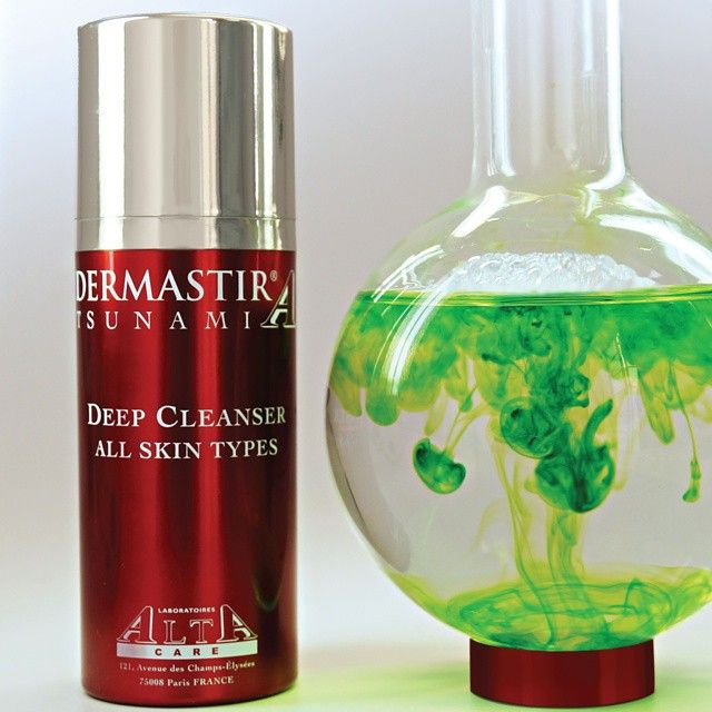 Dermastir Tsunami the best skin cleanser in the world. www.altacare.com