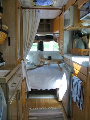 Traveling In Style Favorite Bedrooms Rv Interior