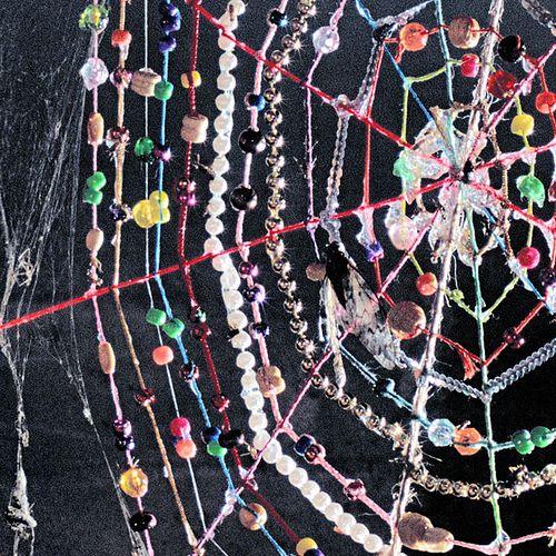 Spider Web: Beads Bracelets, Web Design, Beads Spiders, Beads Dreamcatchers, Diy Pagan Crafts, Beads Spiderweb, Diy Og, Spiders Web, Bracelets Inspiration