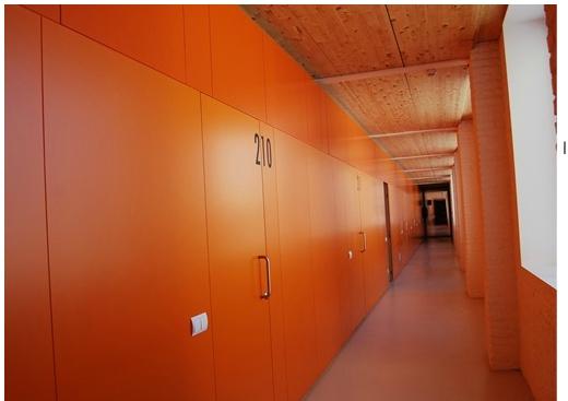 Orange hall