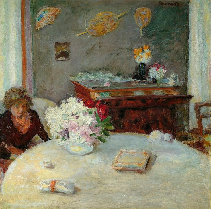 280 best art - pierre bonnard images on pinterest
