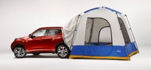 Nissan Juke Hatch Tent