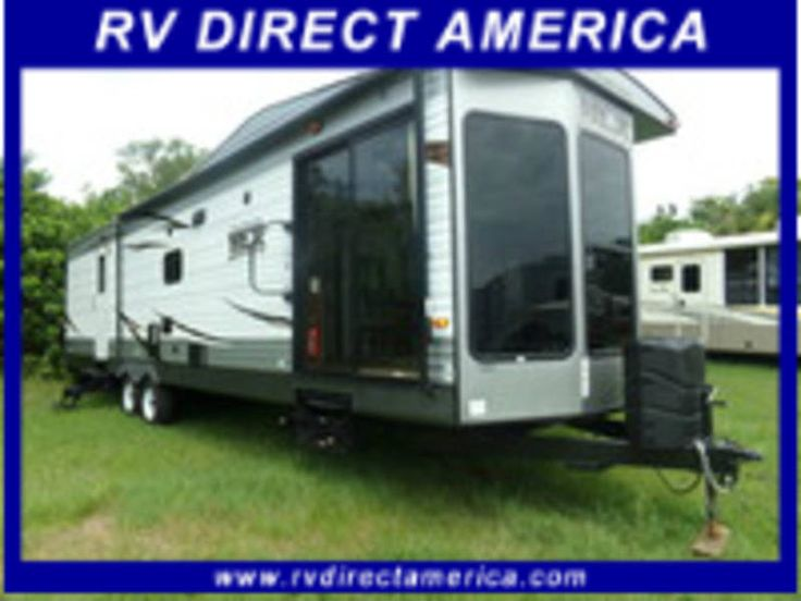 2018 Forest River Wildwood DLX 353FLFB For Sale