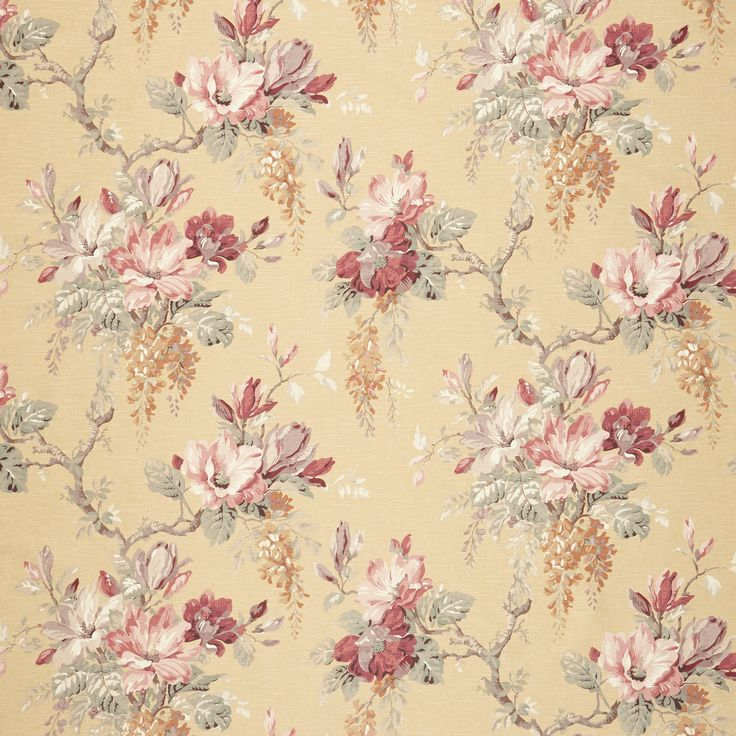 28 Best French Wallpaper & Fabric Images On Pinterest