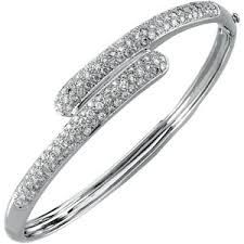 Image result for designs of bangles with diamonds