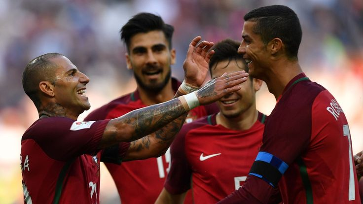 WATCH: Ronaldo's magical assist for Portugal's opener