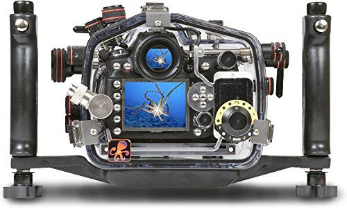 Ikelite Underwater Camera Housing for Nikon D-700 Digital SLR Camera