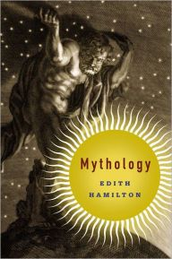 Mythology by Edith Hamilton. What a fun book! Can't put this thing down.