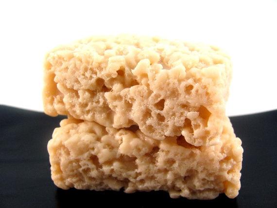 Rice Crispy Treat Soap