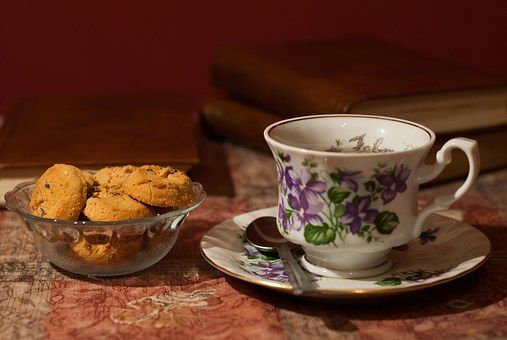 Herbata, Cookies, Czas Na Herbatę
