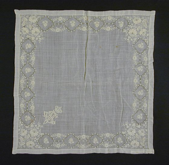 Handkerchief | LACMA Collections