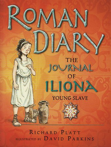 Roman Diary really great upper elm or middle grades book for ancient roman civilization tie in!