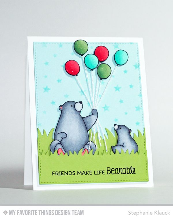 9 best mft birthday bears images on pinterest greeting cards for card critters mft bear balloon balloons round here ballons bear bookmarktalkfo Images