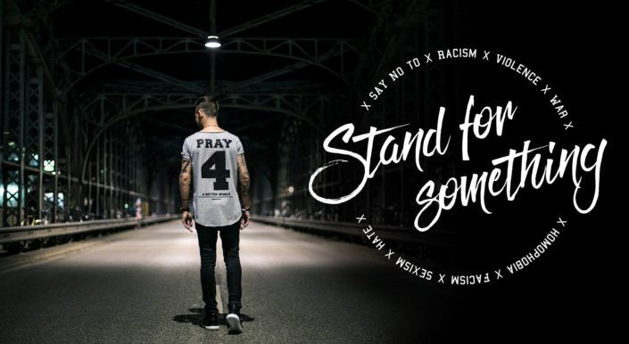 Suck My Shirt – Stand for something