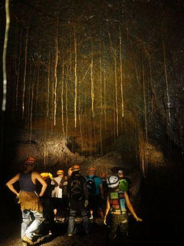avventure sotterranee