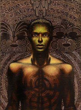 4 Art Sake: Jamie Boynton, Ngai Tuhoe, Te Whakatohea