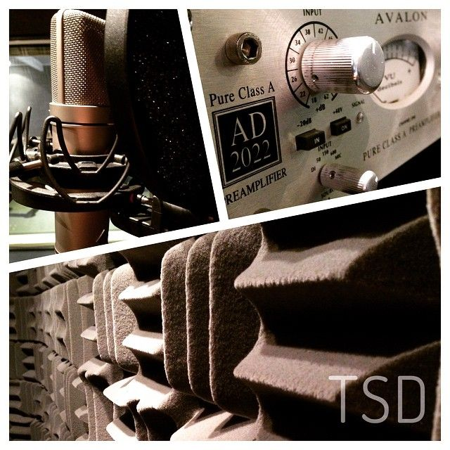 TSD - VoiceOver Recording and Audio Production Studio #‎sound‬ ‪#‎audio‬ ‪#‎audiopost ‪#‎mixing‬ ‪#‎voiceover‬ ‪#‎recording‬ ‪#‎studio‬ ‪#‎Sydney‬ #TSD