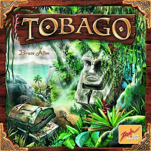 Wishlist! !  Tobago Rio Grande Games