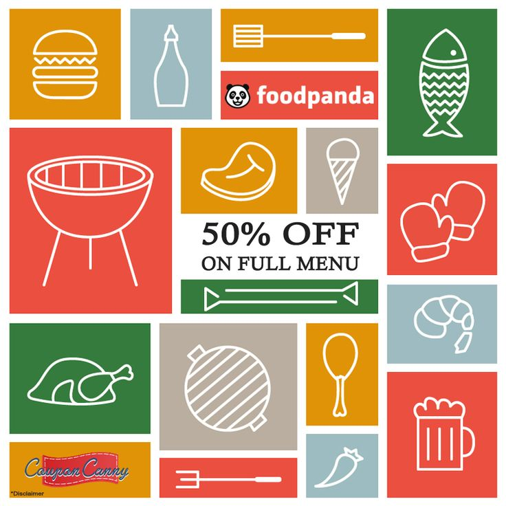 15 best food images on pinterest coupon codes mcdonalds coupons 50 off on full menu at foodpanda so order as much as fandeluxe Images