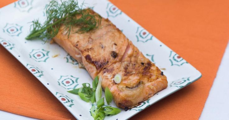 Barbecuetip: Aziatisch gemarineerde zalm