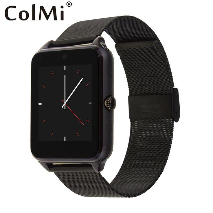ColMi Smart Uhr GT08 Plus Metallband TF SIM Karte Steckplätze Unterstützen Sync Benachrichtigungen Kompatibel Android telefon iPhone Smartwatch //Price: $US $25.27 & FREE Shipping //     #smartwatches
