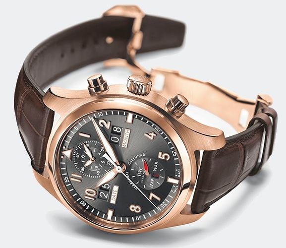 IWC Spitfire Ref 3791 Perpetual Calendar Digital Date Month: Timepiece, Spitfire Perpetual, Perpetual Calendar, Watches