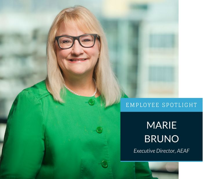 "Armed with a strategic and event planning, networking and project management skill set, Marie was an immediate success as the Executive Director of our Arkansas Economic Acceleration Foundation. ""The favorite aspect of my position,"" says Marie, ""is working with so many people, both internally and externally, who have one common goal– to do the best we can for the good of our state."""