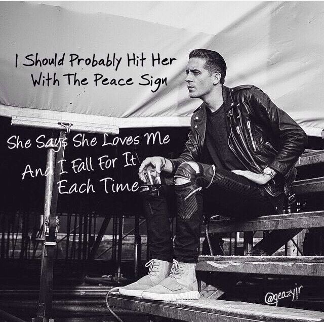 G-EAZY - follow @g_eazyfans on intstagram for more edits. #g-eazy #geazy #g_eazy song- 90210