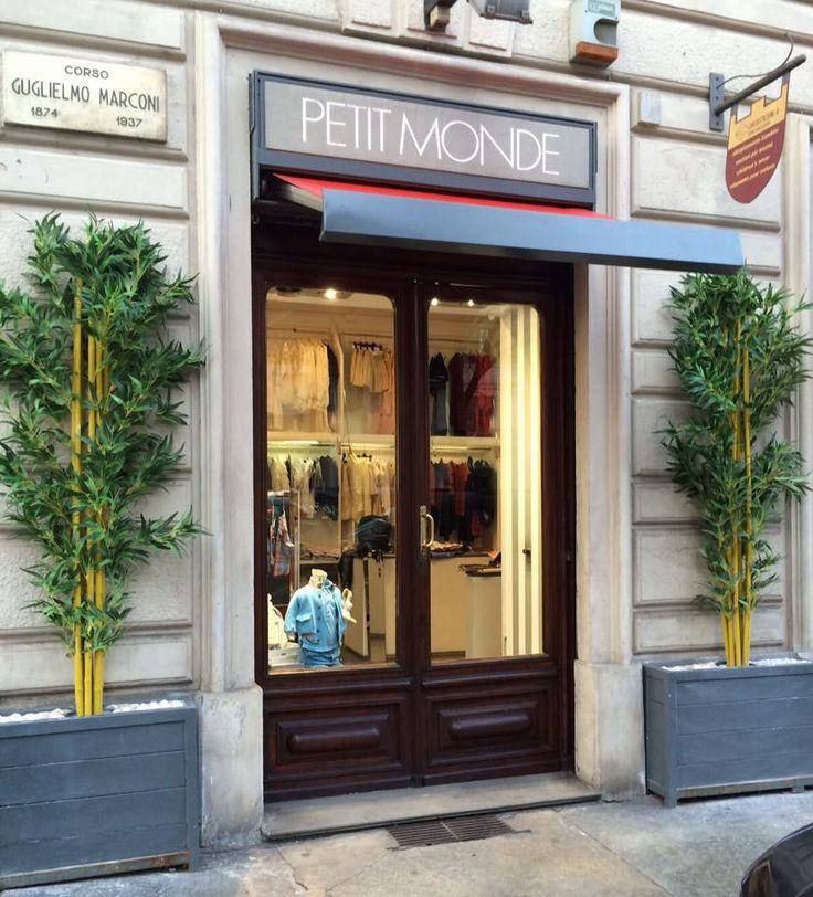 Summer 2017 - Petit Monde Torino, Italy