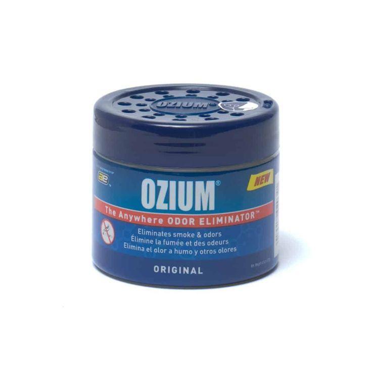 9. Ozium Smoke & Odors Eliminator Gel