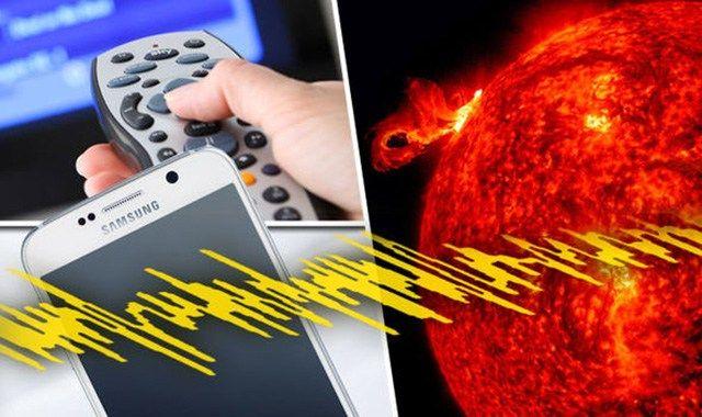 Dänisches Amt für Zivilschutz setzt Sonnenstürme mit Terror auf eine Liste. Sonnenstürme sind immer wieder ein gefundenes Fressen für Apokalyptiker, schon 2012 und 2015 sollten alle technischen Ger…