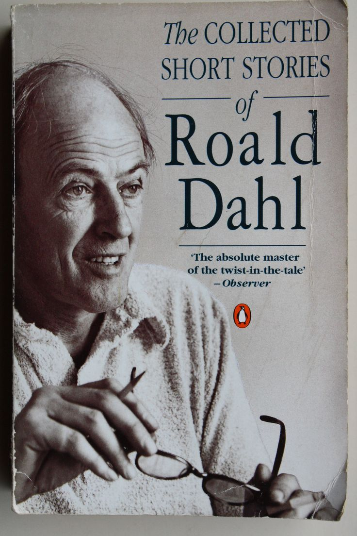 Dahl, Roald  The Collected Short Stories