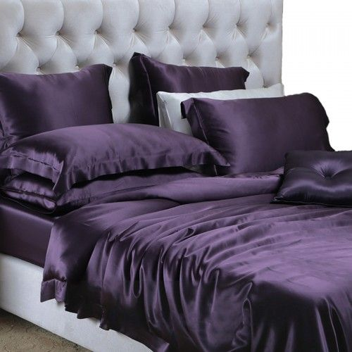 1000 id es propos de couette violet sur pinterest literie violette couv. Black Bedroom Furniture Sets. Home Design Ideas